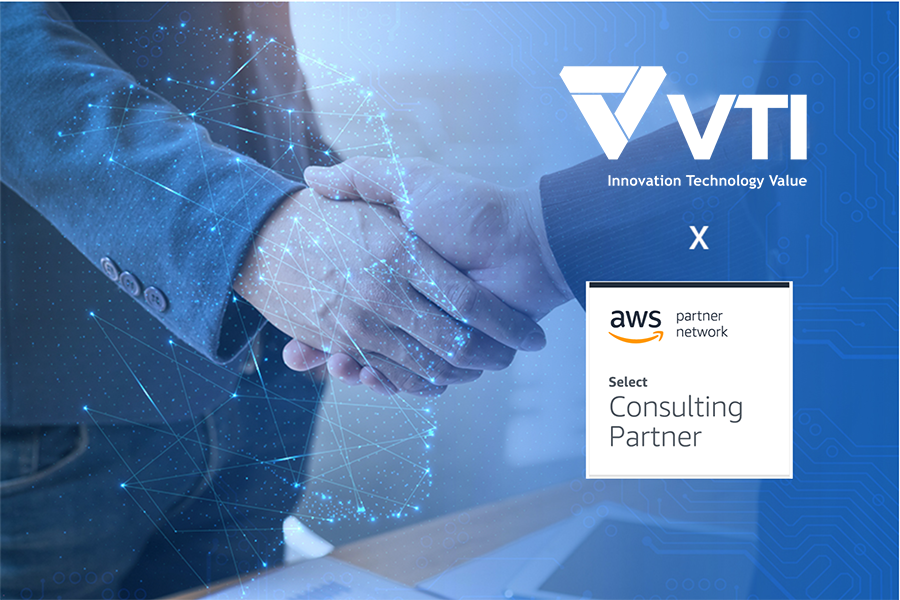 VTI is certified as official partner of Amazon Web Services