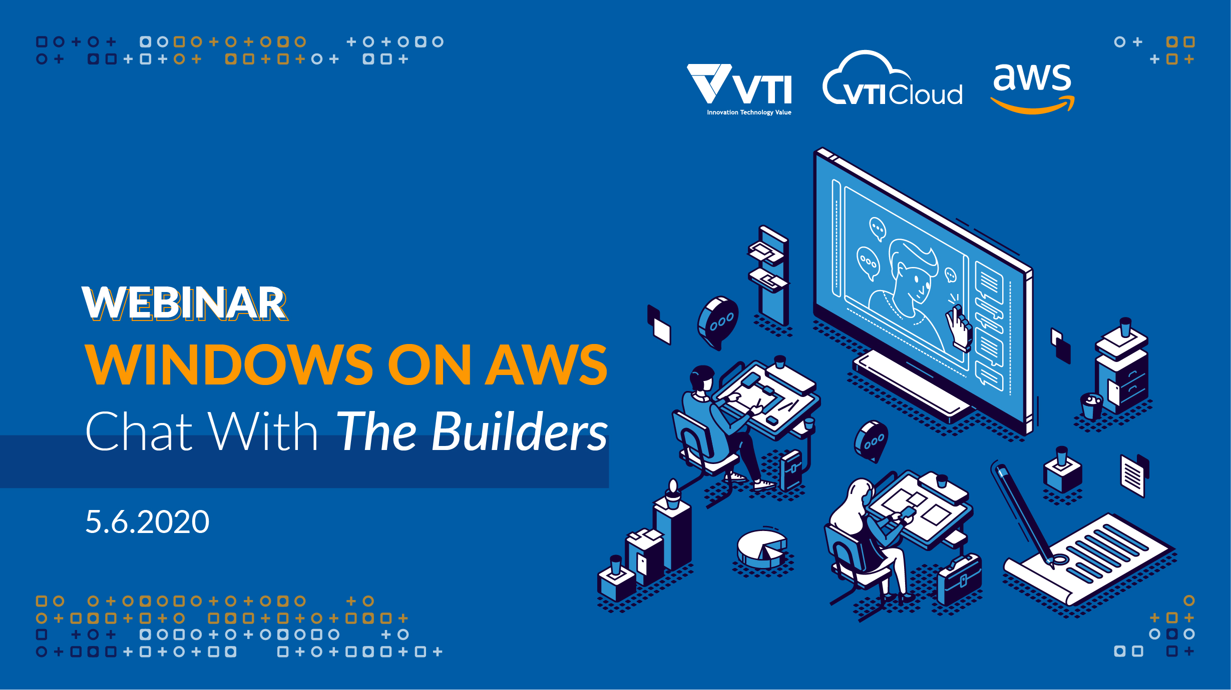 VTI WITH EVENTS – WINDOWS ON AWS